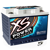 XS Power D4700 12V BCI Group 47 AGM Battery
